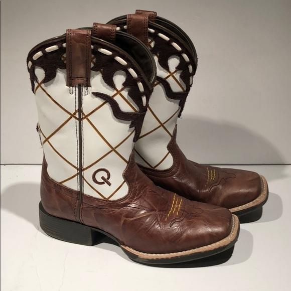 c16434644d6 Ariat Cowboy boots size 12c